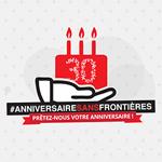 #AnniversaireSansFrontières : Concept Factory imagine une action virale pour les 30 ans de MSF Luxembourg