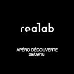 Save the date: le 13 octobre, realab vous fait tester la réalité virtuelle lors d'un apéro bien réel