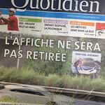 Sécurité Routière Luxembourg : «Non, nous ne retirerons pas notre campagne choc»