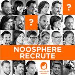 Noosphere recrute 2 Développeurs web, un Account Manager Senior et un comptable (H/F)