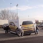 Volkswagen Luxembourg et IDP surprennent les propriétaires de up! en caméra cachée