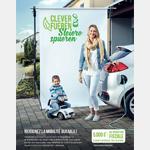 Avec la campagne «Clever fueren, Steiere spueren» signée Concept Factory, le MDDI présente les avantages fiscaux 2017 et promeut la mobilité durable