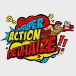 La Super Action Delhaize fait sa promo avec Noosphere