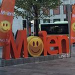 Street Marketing : ING Luxembourg emménage quartier Gare et le fait savoir