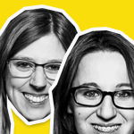 Nadine Pirrung et Nastassia Solovjovas rejoignent l'agence binsfeld