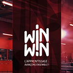 Un an après son lancement, la campagne WinWin pour l'apprentissage se poursuit avec Comed