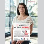 Sécurité et santé au travail: l'AAA, l'UEL et l'INDR lancent la campagne VISION ZERO avec Comed
