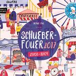 L'affiche de la Schueberfouer 2017 réalisée par l'illustratrice Lynn Cosyn