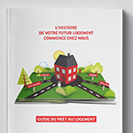 La Spuerkeess en campagne «Prêt Logement» avec l'agence VOUS