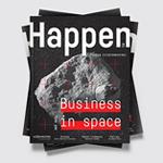 [MEDIA] Lancement de Happen, le magazine de Luxinnovation distribué dans 145 pays
