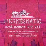 Pop-up store #Hermèsmatic: la bonne idée de la marque Hermès débarque au Luxembourg
