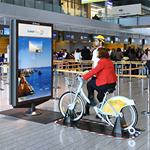 LuxairTours promeut la destination Algarve avec un dispositif événementiel signé JCDecaux Live