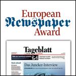 [MEDIA] Le Tageblatt élu journal européen de l'année aux European Newspaper Awards