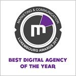 Vanksen élue Best Digital Agency of the Year 2017