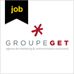 Groupe Get recrute un Chef de Pub Print (m/f)