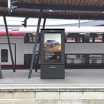 JCDecaux Luxembourg entre en Gares pour 8 ans