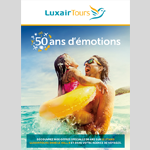 LuxairTours passe le cap des 50 ans avec l'agence VOUS