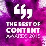 Les Best of Content Awards 2018 ouverts aux agences et annonceurs luxembourgeois