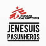 Médecins Sans Frontières Luxembourg nous sensibilise au sujet du legs avec la campagne #JeNeSuisPasUnHéros signée Wili