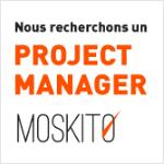 Moskito recrute un Project Manager (h/f) en CDI