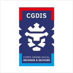 Le Corps Grand-Ducal d'Incendie et de Secours (CGDIS) présente son logo signé accentaigu