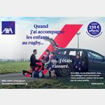 AXA Luxembourg rassure les automobilistes avec Vanksen