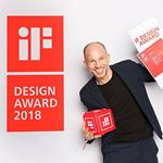 iF Design Award 2018: Maison Moderne et NN Investment Partners récompensés pour le magazine RUNNING