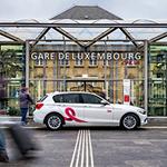CFL Mobility déploie son concept de carsharing «FLEX» avec Noosphere