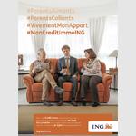 ING Luxembourg promeut ses crédits immo à coup de #hashtag avec IDP