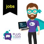 Plug&Com recrute des développeurs intégrateurs Front-Dev et des développeurs Php
