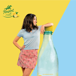 Sources Rosport lancent l'eau aromatisée Rosport mat avec BetoCee