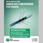 BGL BNP Paribas s'adresse aux entreprises avec VOUS
