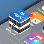 Lancement de l'app MyFoyer avec l'agence VOUS