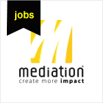 Mediation recrute un(e) Web Designer / Graphic Designer