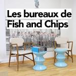 Visite d'agence: Découvrez les nouveaux bureaux de Fish and Chips à Luxembourg