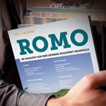 ROMO, le magazine de la nouvelle commune Rosport-Mompach, conçu par binsfeld