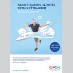 Moskito signe la campagne CMCM Assistance