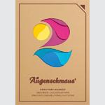 Kousca Design Studio signe l'affiche du «Augenschmaus 2″ (Creators Market)