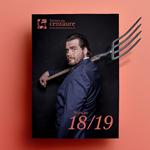 Granduchy poursuit sa collaboration avec le Théâtre du Centaure pour la saison 2018/19