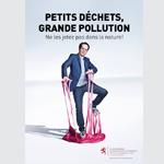 Le MDDI relance la campagne «Klengen Offall Grousse Problem» avec un nouveau visuel signé Mikado Publicis