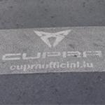 [Street Marketing] Groupe Get sort le kärcher pour le lancement de la marque CUPRA au Luxembourg