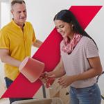 Kimberly Nelting incarne les valeurs d'AXA Luxembourg dans sa dernière campagne signée Vanksen