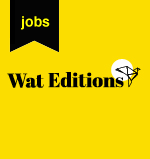 Wat Editions recrute un Graphic Designer (H/F)