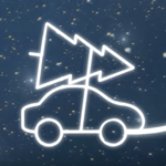 Driving Trees: Losch Luxembourg joue les livreurs de sapins de Noël avec IDP