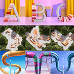 [Freelance du coin] Découvrez l'univers d'Adrien Ehrhardt, visual 3D artist
