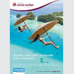 Vakanz 2019: Voyages Emile Weber en campagne avec Concept Factory