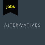 Alternatives Communication recrute un(e) Graphic Designer en CDI – et un stagaire