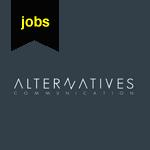 Alternatives Communication recrute un(e) Graphic Designer – CDI