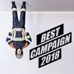 La campagne pour les détecteurs de fumée (Comed) élue Best Campaign 2018 par un jury de créatifs luxembourgeois