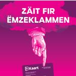 Apart fait appel au groupe de rap «De Läb» pour la campagne publicitaire du Verkéiersverbond